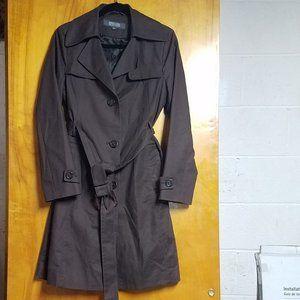 Medium Long Brown Pea-Coat
